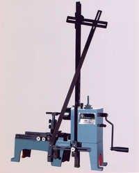 Carlson Type Hand Coiler Machine