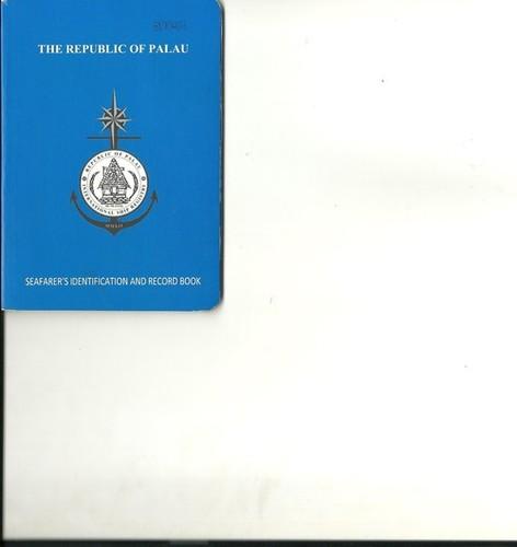 CDC SEAMAN BOOK