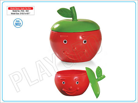 Apple Toy Box
