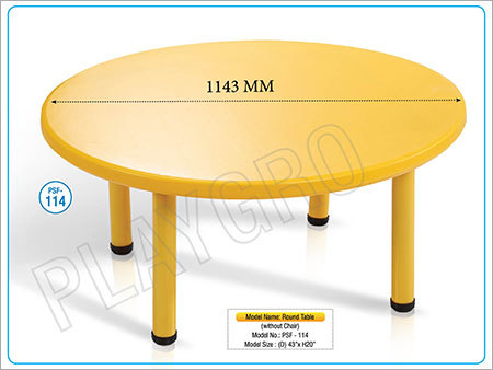 Round Table (Without Chair)