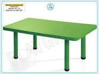 Big Rectangle Table (Without Chair)