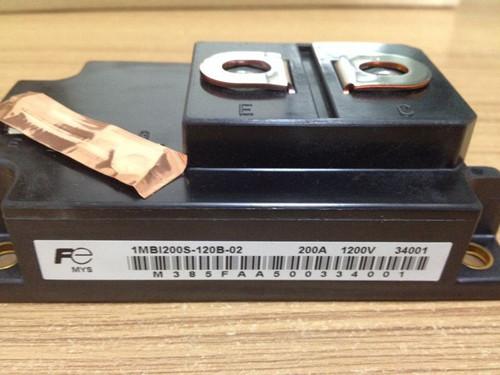 IGBT Fuji Module 1MBI200S-120B