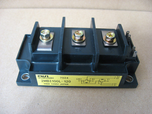 FUJI IGBTs Module 2MBI100L-120