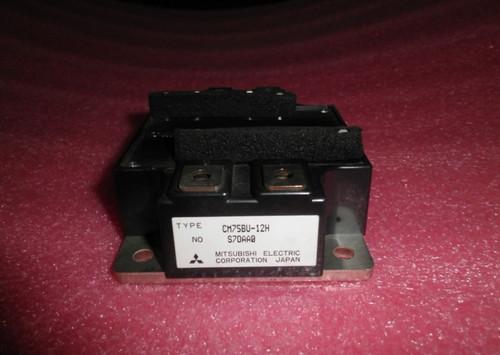 Power Mitsubishi IGBT Module CM75BU-12H