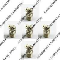 Brass Conical Head Grease Nipple