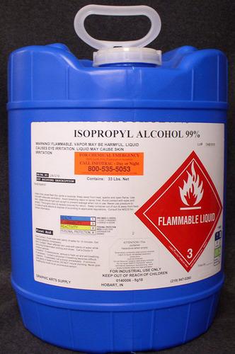 ISO Propyl Alcohol ( IPA ) - ISO Propyl Alcohol ( IPA