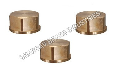 Bronze End Caps