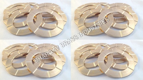 Bronze Casted Trust Washers