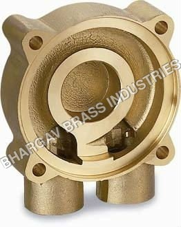 Brass Shaft Sealing Pump Die Casting
