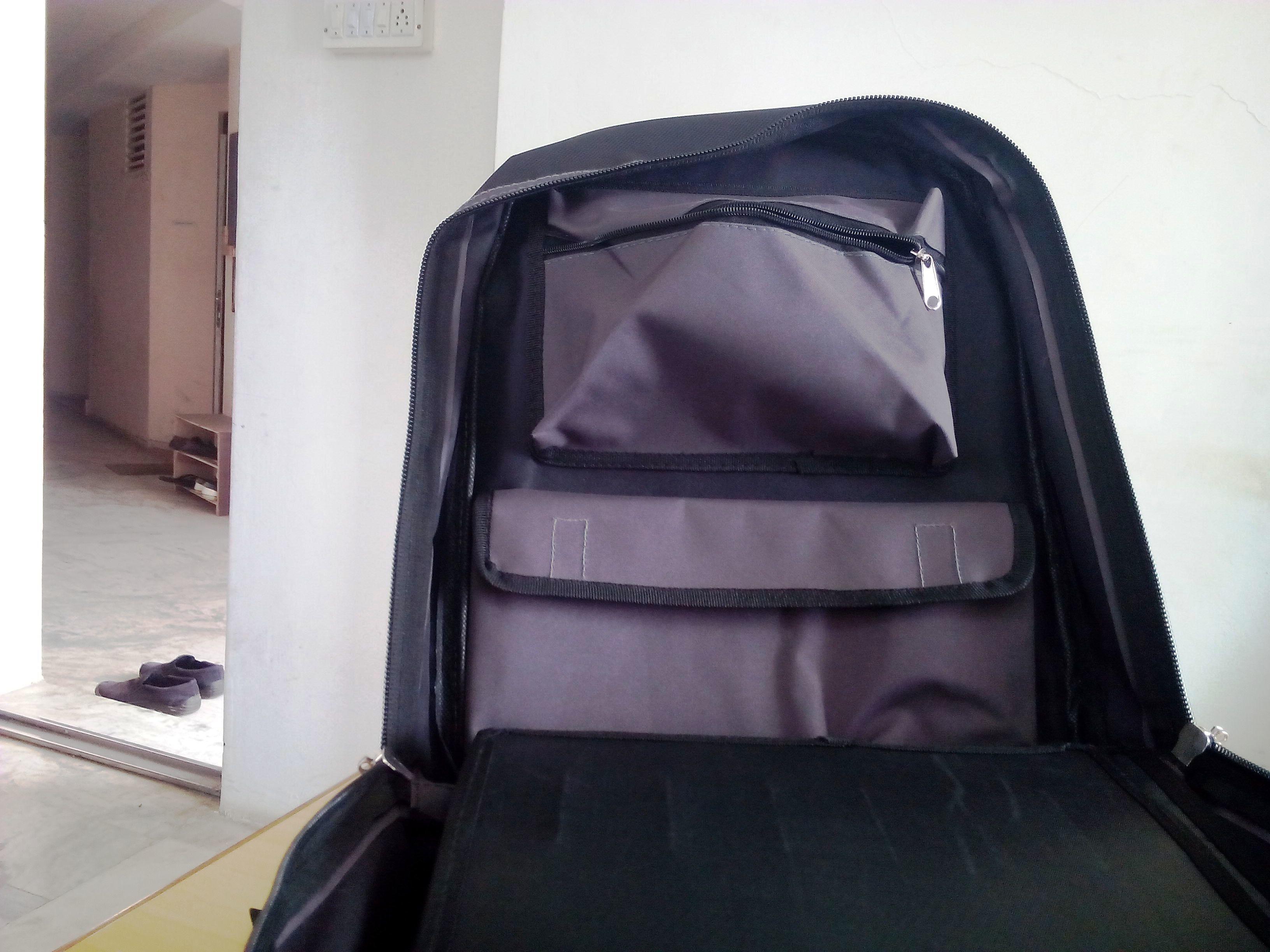 Heavy Backpack Tool Bag