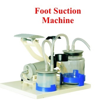 Foot Suction