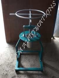 Manual Idiyappam Making Machine