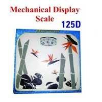 Mechanical Display Scale