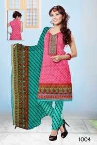 Traditional Cotton Salwar Kameez