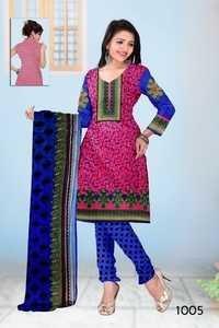 Trendy Cotton Dress Materials
