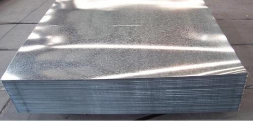 Galvanized Plain Steel Sheet