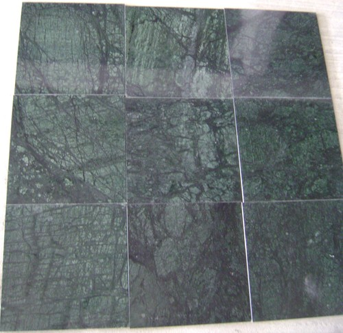Light Green Marble Tile