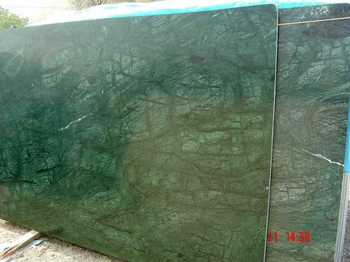 Forest Green Marble Slabs