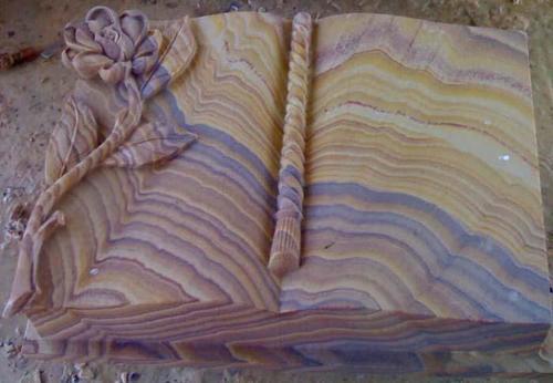 Sandstone Monuments Book