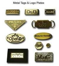 Custom Garment Metal Plates