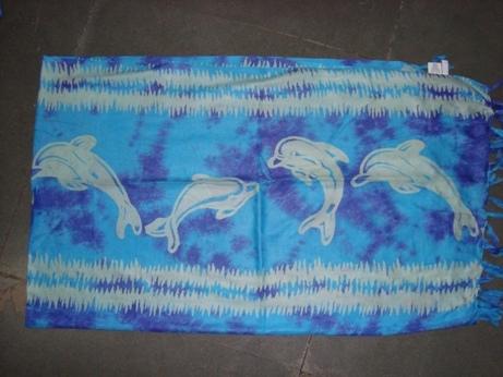 Custom Digital Printed Scarves