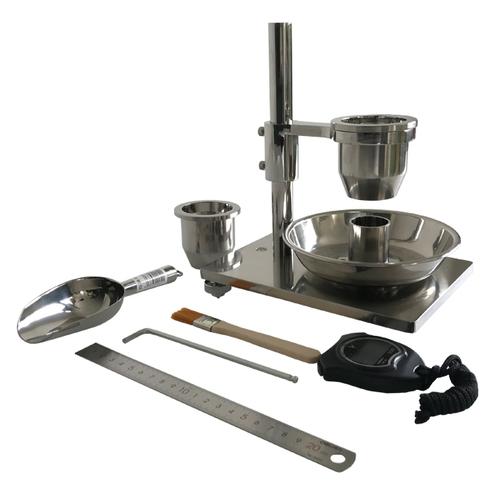 Hall Flowmeter for Metal Powder