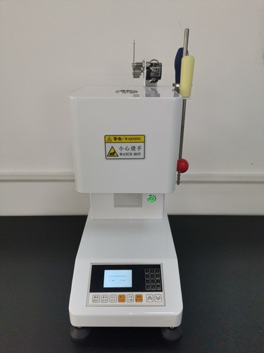 Plastic Melting Flow Index Testing Machine