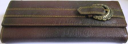 Solid Color Wallets