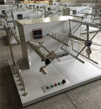 Yarn Count Length Tester , Yarn Density Measurement Device