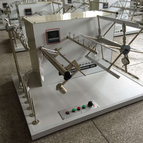 Digital Electronic Yarn Length Tester