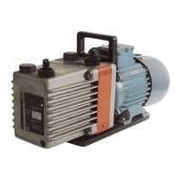 Rotary High Vacuum Pump
