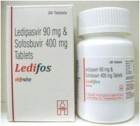 Ledifos Sofosbuvir Ledipasvir Tablets