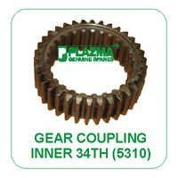 Inner Gear Coupling (34 Th.) 5310 Green Tractors