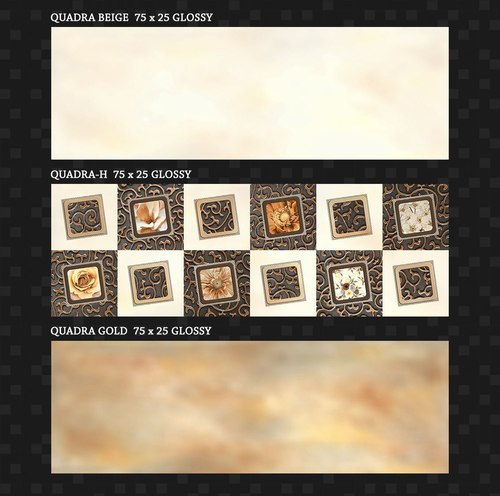 Digital Wall Tiles 250x750mm
