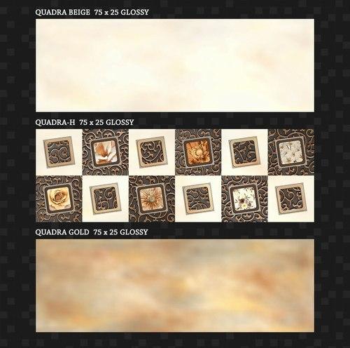 Digital Wall Tiles 250x750mm