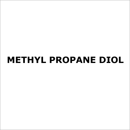 METHYL PROPANE DIOL
