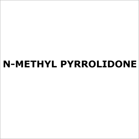 N-METHYL PYRROLIDONE