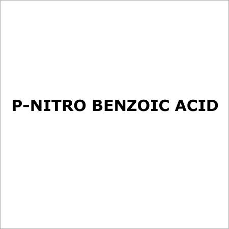 P-NITRO BENZOIC ACID