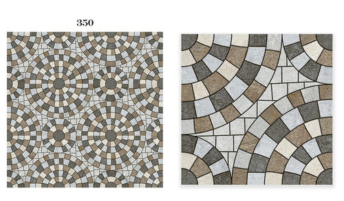 Digital Floor Tiles 300 X 300 mm