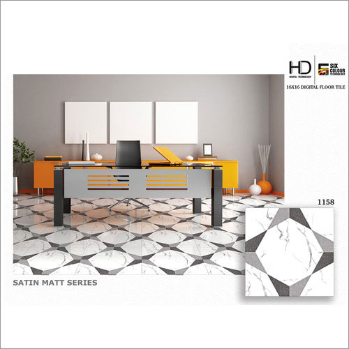 Digital Floor Tiles 400 X 400 mm
