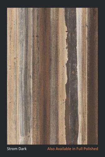 Glazed Vitrified Tiles Wooden Series