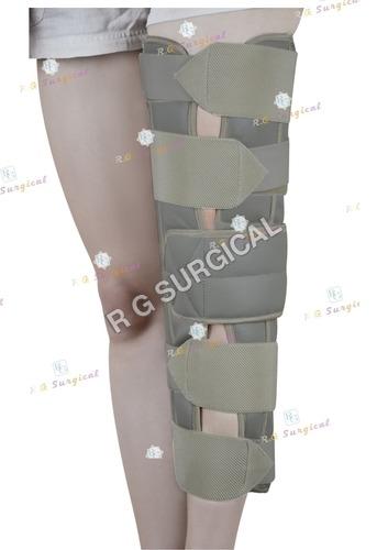 Knee gaiter Supports