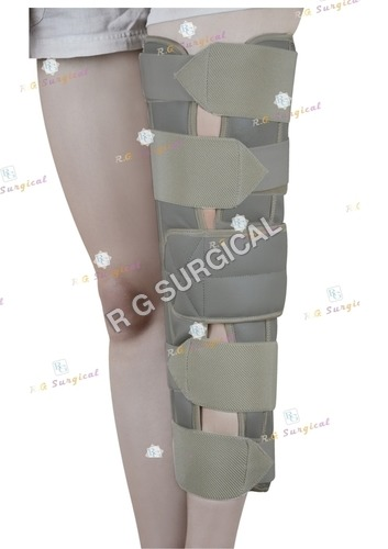 Knee gaiter Supports