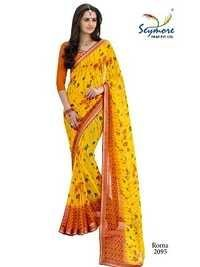 Festive Wear Designer Georgette saree