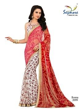 Gangour sarees catalog (March 2016)