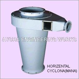 Horizontal Cyclone Separator