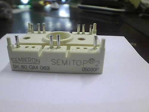 semikron igbt transistors SK80GM063