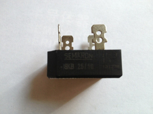 SINGLE PHASE DIODE RECTIFIER skb25/16