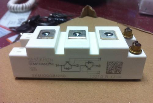 Semiconductors SKM100GB123D