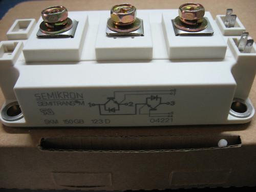 Thyristor Module SKM150GB123D